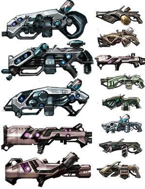 BBL-1000 series Blasters