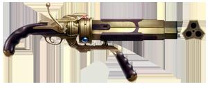BKR-B32 CasTek Tri-barrel Blaster
